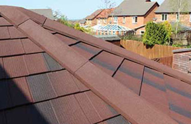 WARM CONSERVATORY ROOF REPLACEMENT